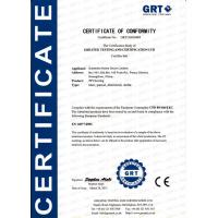 Sunshine home decor limited Certifications