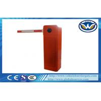 Wholesale Automatic And Electronic Drop Arm Barrier For Highway Or Toll Gate System from china suppliers