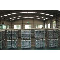 Wholesale MgSr Magnesium Strontium Alloy Improve castability  , MgSr alloy Ingot from china suppliers