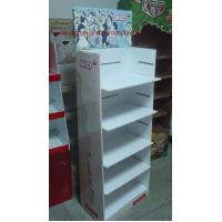 Wholesale NICI toys Cardboard Retail Displays adjustable shelf CMYK offset printing from china suppliers