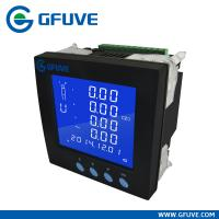 Wholesale Modbus data logger three phase power meter from china suppliers