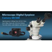 Quality Digital 5.0MP Microscope Digital Eyepiece , For Traditional Microscope Users for sale