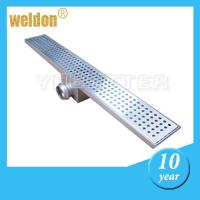Wholesale bathroom channel shower drain from china suppliers
