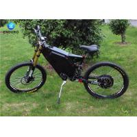 Wholesale Heavy Duty Gravity Mountain Stealth Electric Enduro Bike For Womens / Mens from china suppliers