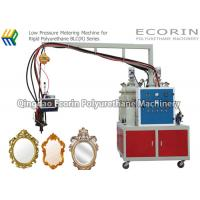 Wholesale Mirror Frame Low Pressure Foam Machine Polyurethane Hard Foam High Efficiency from china suppliers