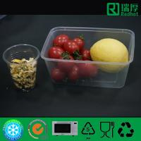 Buy cheap 1000ml Biodegradable Disposable Lunch Box from wholesalers