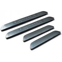 Wholesale Illuminated Side Door Sill Original Sport Turbo for Porsche Cayenne 2011 2012 2013 2014 from china suppliers