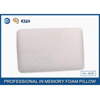 Wholesale Molded Traditional Memory Foam Back Pillow Covered Bamboo Fabric With Aloe Vera from china suppliers