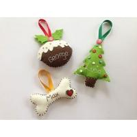 Wholesale Blankets cloth Christmas ornaments from china suppliers
