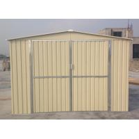 Wholesale Prefab Shed Building / Shed House , Outdoor Garden Tool House For Storage / Garage from china suppliers