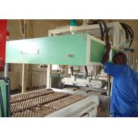 Wholesale Automatic Reciprocating Waste Paper Egg Carton Making Machine for Electronic Package Production Line from china suppliers