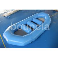 Wholesale CE Inflatable White Water Rafting Boats With Detachable Drop Stitch Floor from china suppliers