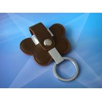 Wholesale Free Logo Print Butterfly Shape Leather USB Flash Drive 32GB 64GB from china suppliers