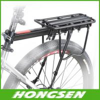 Wholesale Aluminum Bike Cycling accessories of Rear Carrier Cargo Rack Seat Quick Release from china suppliers