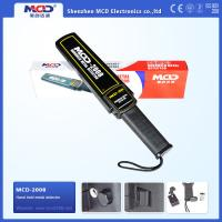 Wholesale CE Certification Hand Held Metal Detectors With Low Sensitivity Function and Headphone from china suppliers