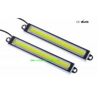 Wholesale High Power 6000k DC9-30V Daylight 12W 14cm COB Car LED DRL 100% Waterproof Decorative Led from china suppliers