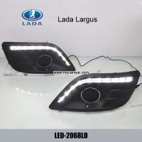 Wholesale Lada Largus DRL LED Daytime Running Lights Car driving light aftermarket from china suppliers