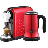 Wholesale The world's first wide Capsule Coffee Machine,1260W 0.8L Intelligent Capsule Coffee maker from china suppliers