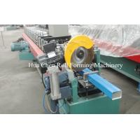 Wholesale 76.2 * 101.6mm Rectangular Downspout Roll Forming Machine For Rainwater Downpipe from china suppliers