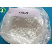 Wholesale Safe Male Sex Hormones Steroid Avanafil for Men Sexual Dysfunction , CAS 330784-47-9 from china suppliers