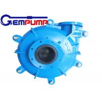 Wholesale 8/6 E-AH Single Stage Centrifugal Pump / Warman Pump Parts from china suppliers