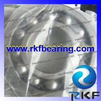 Buy cheap High precision Double Row 55mm open Self-Aligning Ball Bearings, P0 / P6 / P5 / from wholesalers