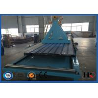 Quality Finished Steel Roof Tile Roll Forming Machine 25 M / Min High Production Capacity for sale