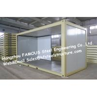Wholesale Industrial Walk in Freezer Unit  And Walk in Fridge and Freezer Made of EPS PU Panel from china suppliers