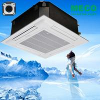 Wholesale Energy-saving DC motor cassette fan coil unit-500CFM from china suppliers