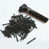 Wholesale Compact Fashionable Tattoo Ink Mixer Sticks Black Plastic Coated from china suppliers