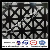 Wholesale Asterisk with frame  hole perforated metal sheet,metal wire mesh from china suppliers