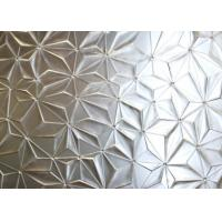 Wholesale 3D Effect Carved Glass Decorative Wallboard Panels , 10 - 19mm Thickness from china suppliers