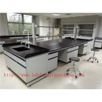 Buy cheap Science  Modular Lab Tables Furniture For  University / College / School / Hospital Laboratory from wholesalers