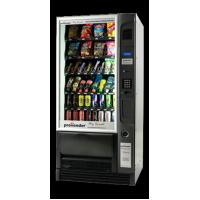Buy cheap Cold Drink Combo Vending Machine with 6 selves and 54 selections of channel from wholesalers