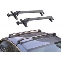 Wholesale Universal Sedan Cars Roof Luggage Racks Rail Crossbars with Lock from china suppliers