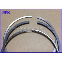 Wholesale Round Diesel Engine Piston Rings , Yanmar 4TNE106 Piston Rings 123900 - 22050 from china suppliers