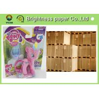 Wholesale Coated Blister Board Paper C1s Folding Box Board Sheet For Packing from china suppliers
