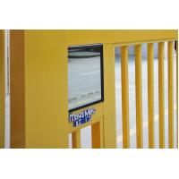 Quality Motorised Automatic Aluminium Telescopic Sliding Gate For Factory Entrance With Wireless Remote for sale