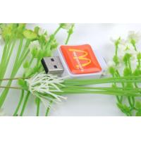 Wholesale Small High Speed 8GB USB Memory Stick of Expoxy Doming Logo from china suppliers
