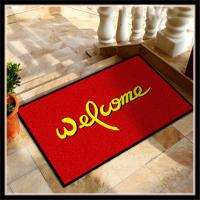 Wholesale Customized Business Floor/ Door Entrance Mats Supplier from China from china suppliers