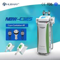 Buy cheap 2016 hottest in usa!!! NEW RF Cavitation, New cryolipolysis vacuum, beauty machine, fat freezing beauty equipment from wholesalers