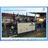 Quality Safety Cold Store Refrigeration Compressor Unit High Reliability for sale