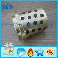 Wholesale Oil Impregnated Graphite Bronze Bushings,Flange brass bush,Graphite brass flanged bush,flange sliding bush,flange bushes from china suppliers