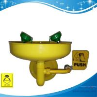 Quality SH359DR-China best eye wash factory Wall mounted SUS304 safety eye wash ANSI CE sus304 material for sale