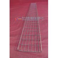 Wholesale EG Basket Cable Tray Q235B Steel, SS304, SS316 & SS316L Wire Mesh Cable Tray With OEM from china suppliers