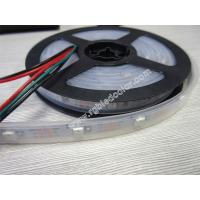 Wholesale 60led/m addressable digital rgb built-in IC APA104 led strip from china suppliers