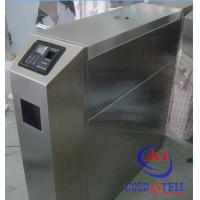 Wholesale Fingerprint Reader Tripod Turnstile Gate 110V 220V 30 Person / Minute from china suppliers