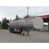 Wholesale 40-45cm road milk carrier semitrailer from china suppliers