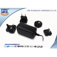 Wholesale EU / US / BS / AU Prong Interchangeable 12V 2A Universal Ac Dc Adapter from china suppliers