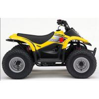Wholesale SUZUKI Mini Quad 50CC Yellow Four Wheel 4 - Stroke eec ATV / Motorcycle from china suppliers